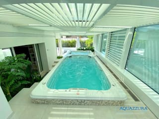 Aquazzura Piscine Hot Tubs