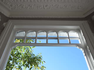 Sash windows portfolio Repair A Sash Ltd Wooden windows Wood White