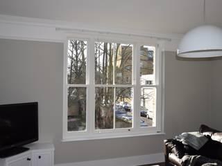 Venetian sash window Repair A Sash Ltd Holzfenster Holzwerkstoff Weiß