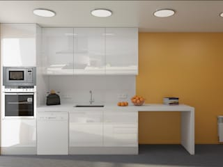 ZERMATT DECORACION S.L KitchenStorage Cotton White