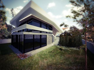 Office of Feeling Architecture, Lda Single family home