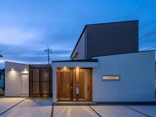 花園の家 有限会社笹野空間設計 モダンな 家