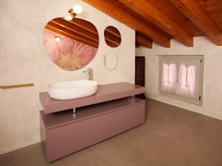 viemme61 BathroomBathtubs & showers Paper Pink