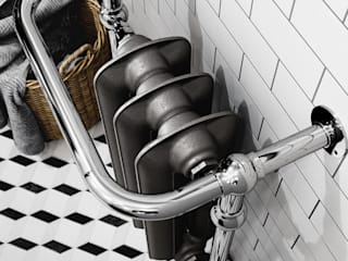 Guss Heizkörper ESTELLA Badheizkörper-Berlin Klassische Badezimmer