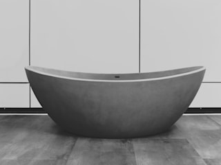 Luxum BathroomBathtubs & showers Concrete Grey