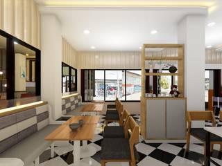 Interior Design Bakso Pak Djono Semarang Arsein Design