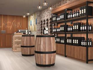 Pragma - Diseño Oficinas y locales comerciales