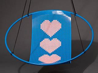 Studio Stirling pty (ltd) Garden Furniture Besi/Baja Blue