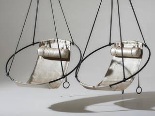 Studio Stirling pty (ltd) ArtworkSculptures Kulit Metallic/Silver