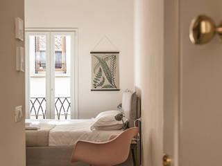 Boutique Apartments - Firenze Arch. Alessandra Cipriani Camera da letto minimalista
