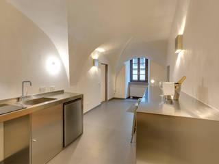Restauro di appartamento B&B centro Firenze Arch. Alessandra Cipriani Cucina in stile classico