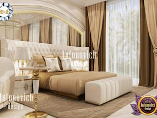 Luxury Antonovich Design Modern Bedroom