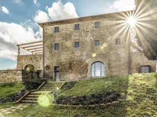 Restauro di una Casa di Caccia Arch. Alessandra Cipriani Casa di campagna