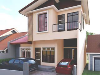 Renovasi Rumah Tinggal Ibu Nila, Semarang Arsein Design