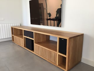 DEKMAK interiores Living roomStorage