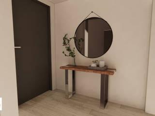 House Tale Koridor & Tangga Modern