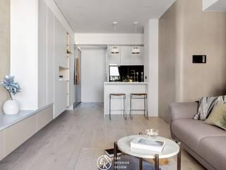 Residence | Kaohsiung 文山ID 薛宅 E&K宜客設計 客廳