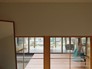空間建築-傳 Asian corridor, hallway & stairs