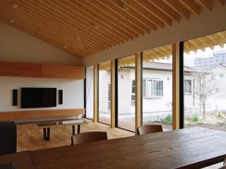空間建築-傳 Living room