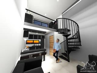 Dehonor Arquitectos Stairs
