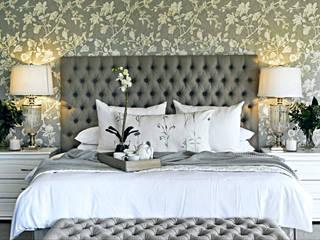 Joseph Avnon Interiors Спальня