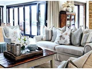 Joseph Avnon Interiors Living room