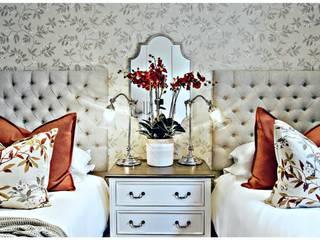 Joseph Avnon Interiors Klassische Schlafzimmer