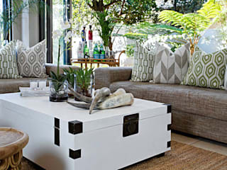 Joseph Avnon Interiors Patios & Decks