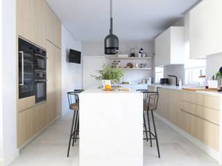 Casa das Salinas 1 Catarina Batista Studio Cozinhas modernas