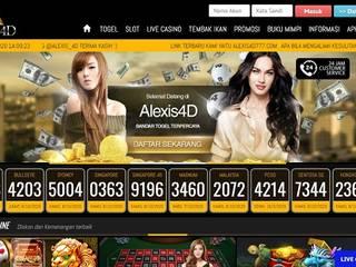 Alexis4d Agen Slot Terpercaya Alexis4d