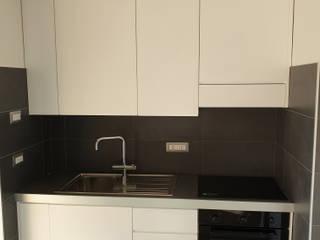 Cucina piccola Falegnamerie Design