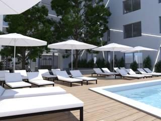 Апартаменты с 3-мя спальнями на первой линии моря Amber Star Real Estate