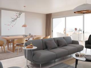 Апартаменты с тремя спальнями на Мадейре-ПРОДАНО Amber Star Real Estate
