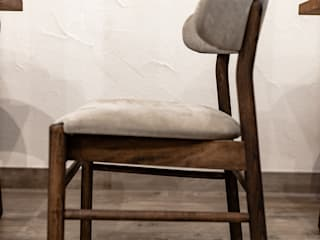 Boa Safra Living roomStools & chairs Solid Wood