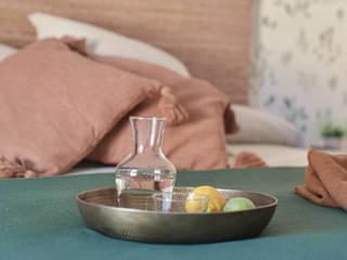 Reforma habitaciones Interiorismo Laura Mas Dormitorios de estilo mediterráneo