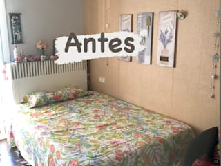 Interiorismo Laura Mas Mediterranean style bedroom