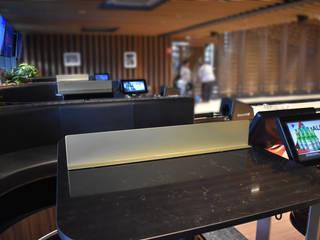 Ralph Wilson ห้องนั่งเล่นโต๊ะกลางและโซฟา หินควอตซ์ Black