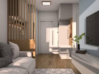 Isabela E. Soares - Designer de interiores HouseholdStorage MDF Grey