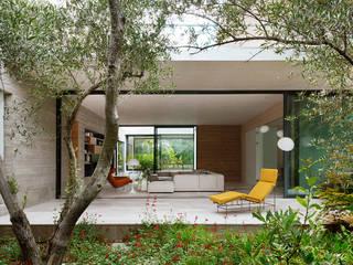 ÁBATON Arquitectura 庭院