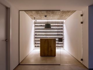 ÁBATON Arquitectura Hầm rượu phong cách Địa Trung Hải