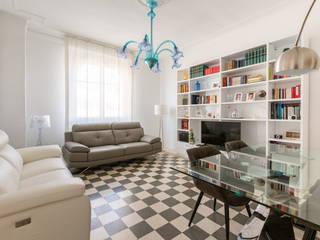 Facile Ristrutturare Ruang Keluarga Modern