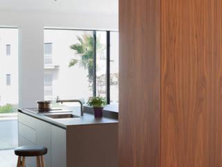 CP Parquet 置入式廚房 木頭