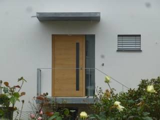 Generalsanierung Doppelhaus München Architekt Armin Hägele Moderne Häuser