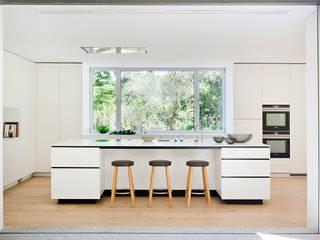 ÁBATON Arquitectura Kitchen