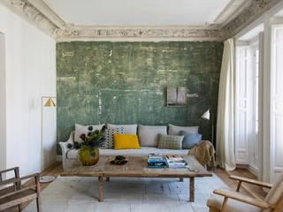 ÁBATON Arquitectura Phòng khách