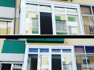 Home 'N Joy Remodelações Rumah teras Green