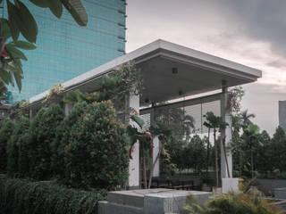 Goa Maria Sanmare ASAT.Studio Taman Tropis