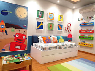 Choosing a Child's Bed Lakkad Works Small bedroom
