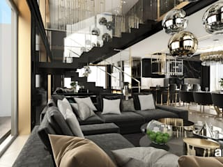 ARTDESIGN architektura wnętrz Living room
