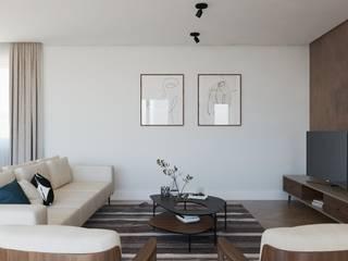House Tale Ruang Keluarga Modern